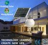 Lâmpada solar de alta qualidade com controle de luz inteligente