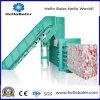 Semi-auto het In balen verpakken van het Document van het Schroot van het Afval Machine