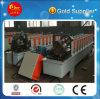 Placa de gesso e máquina de formação de rolo de trilhos