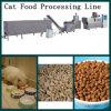 Haustier-Katze-Festlichkeit, die Maschinen herstellt