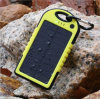 Low Price Waterproof Solar Travel Charger Power Bank Free Silkscreen Printing