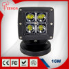 1600lm 16W Car LED Work Light für Tractor UTV ATV