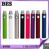 Big Sale에 Evod 650mAh/900mAh/1100mAh/1300mAh Battery를 가진 대중적인 Electronic Cigarette Battery