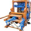 二重ホッパーセメントの煉瓦作成機械(QT4-20)