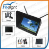 D68 Flysight 7 Inch HDMI LCD Screen Receiver RC801 Black Pearl Monitor für Dji Avl58 5.8g Video Downlink