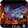 2017 de Nieuwe LEIDENE van Kerstmis Decoratieve Lichten van de Straat