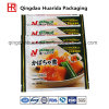 Sac de empaquetage d'aliments surgelés avec le modèle de propriétaire