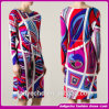 Última Design Vestidos Nova Fashion 2014. Mulher sem mangas longas roupas da moda