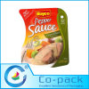 Snack Food Packaging를 위한 특별한 Shape Pouch