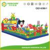 Раздувной город потехи скольжения замока игрушек для парка атракционов малышей