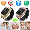 GPS van bejaarden/van Volwassenen het Horloge van de Drijver met Positie WiFi