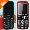 Téléphone bas de gamme de téléphone de paume de téléphone de vieil homme de quarte de bande de téléphone de vieux téléphone de sauvegarde aîné de téléphone