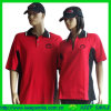 Cotton su ordinazione Polyester Knitted Clothing per Uniform