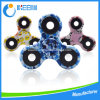 EDC Fidget juguete de mano Spinner plástico camuflaje Spinner