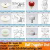 Nylonkugel-Übergangsgeräten-Plastiküberträgt universalkugel-Übergangsgeräten-nichtstandardisierte Förderwerk-Kugel Lager