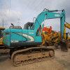 Fornecedor de China da máquina escavadora usada Kobelco Sk200-8 da esteira rolante
