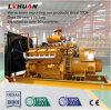 Gerador do biogás do gerador 150kw do biogás da operação de descarga dos desperdícios