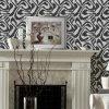 Disegni naturali della carta da parati della decorazione domestica moderna