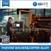 Equipamento de fabricação automático do cilindro de aço para a produção do cilindro da galvanização