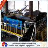 Ordinamento ferroso e non ferroso/sistema accumulazione/di ripristino del metallo di Zorba dello scarto