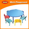 Mich Table ronde en plastique d'enfants d'étude (1211 E)