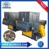 máquina de reciclaje de residuos de papel de alta calidad de la máquina trituradora de papel