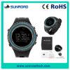 Спорт wristwatch сигнала тревоги даты LCD цифров сетноой-аналогов водоустойчивый