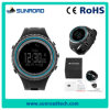 Deporte análogo del reloj de la alarma de la fecha del LCD Digital impermeable