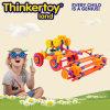 Jouet de conception de forme de réservoir pour les jouets éducatifs de classe maternelle