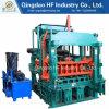 Halber Zickzack-Block, der automatischer Kleber-Block-formenmaschinen-Höhlung-Block-Maschine der Maschinen-Qt4-20c halb für Verkauf herstellt