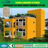 Vorfabriziertes neue Technologie-einfaches installierendes antiseismisches modulares Haus