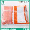 Sacco personalizzato dell'aletta di filatoio del corriere dell'HDPE dal fornitore di Guangzhou