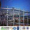 El taller vertió el edificio estructural de acero prefabricado