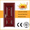 Disegno d'acciaio dei portelli di obbligazione esterna del portello del metallo (SC-S159)