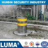 Bollard en postes de stationnement de l'épaisseur 6 mm en acier inoxydable 304#