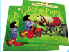 Impression colorée de livre d'histoire d'enfants (jhy-033)