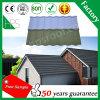 Feuille enduite de toiture de toiture de température élevée de tuile de pierre en aluminium ondulée en acier enduite résistante en métal