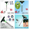LED Solar Mouse Repellent Drive Snakes and Acoustic Wave Vermifuger