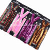 New Fashion PVC Sequins Adjustable Women Brace Suspenders