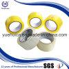 Fabricante de Alto Límite Elástico de color amarillento de cinta de embalaje