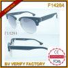 Nouveau Cat Eye Lunettes de soleil avec Free Sample (F14284)