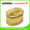 De gouden Gulitter Zak van de Reis van de Ontwerper Pu Kosmetische met Ritssluiting