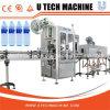 100 botellas por hora funda retráctil de la máquina de etiquetado