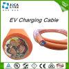Cable de carga 3*6+1*0.75 de la potencia de EV para el vehículo eléctrico
