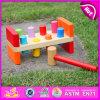 Giocattolo di legno educativo di colpo 2015, bambini che battono il giocattolo di intelligenza, giocattolo di bussata Colourful W11g018 del bambino del banco di martellamento della Tabella
