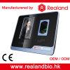 Máquina facial de la atención del tiempo de la huella digital del reconocimiento de Realand