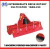 Cultivador rotatorio 1gkn-230 de la impulsión intermedia