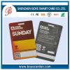 Cr80 Ultralight 13.56MHz RFID Key Card per Hotel System