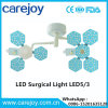 세륨 & ISO13485 승인되는 LED 운영 램프 외과 빛 LED5/3 - Stella