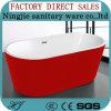 Neues europäisches Style Colour Acrylic Oval Soaking Bathtub (608D)